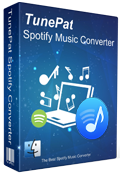tunepat spotify music converter for mac