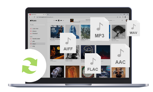 convert apple music to plain audio formats