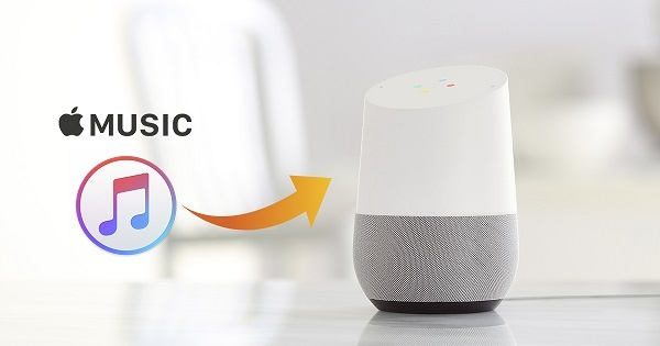 Apple Music to Google Home