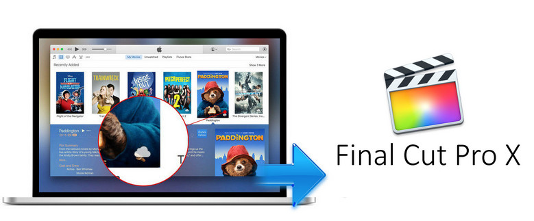 import iTunes Video to iMovie