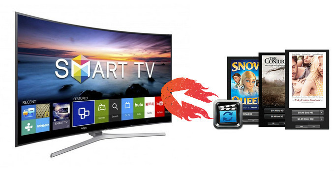 Stream iTunes Movie on Samsung Galaxy TV