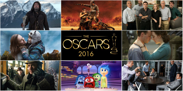 2016 Oscar movie