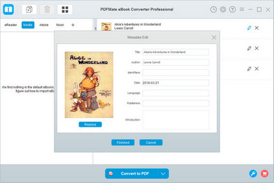 PDFMate eBook Converter for Win
