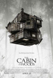 Cabin in the Woods Posters