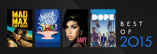 Editor Picks' iTunes movies of 2015