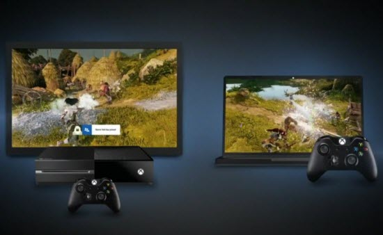 Windows 10 can stream and play with Xbox One games